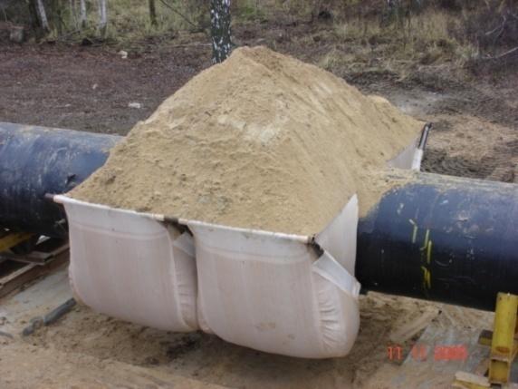 Полимерно-контейнерное балластирующее устройство ПКБУ