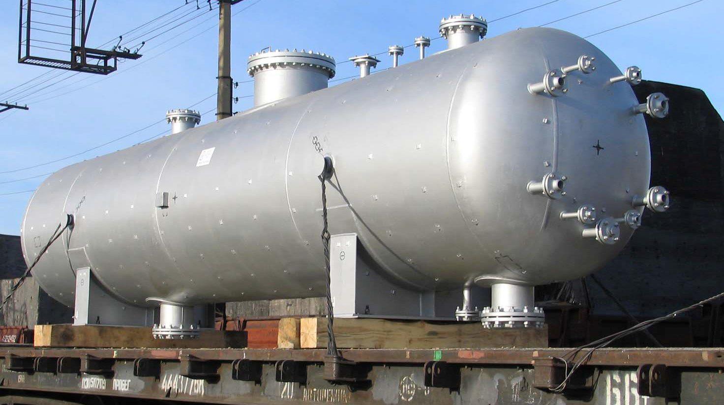 Нефтегазосепаратор