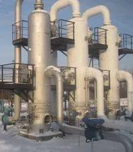 Газосепараторы сетчатые